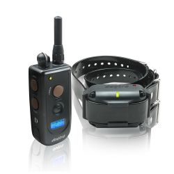 Training and Beeper 3/4 Mile Dog Remote Trainer