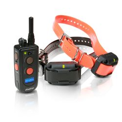 Training and Beeper 3/4 Mile 2 Dog Remote Trainer