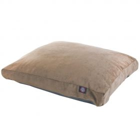 Pearl Villa Collection Large Rectangle Pet Bed