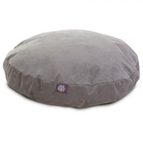 Vintage Villa Collection Medium Round Pet Bed
