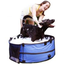 Dirty Dog Portable Pet Tub