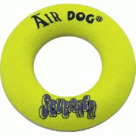 Air Squeaker Donut Dog Toy