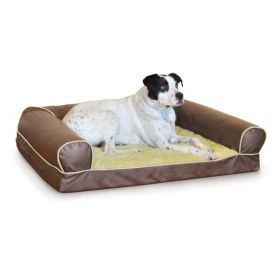 Thermo-Cozy Sofa Pet Bed