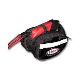 Retractable Leash Saddlebag