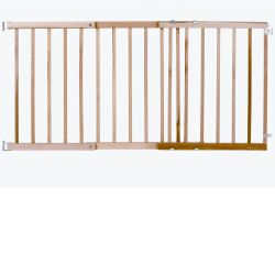 Wide-Stairway Swing Pet Gate
