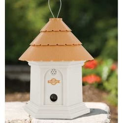 Deluxe Outdoor Bark Control House