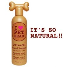 Oatmeal Natural Shampoo 12oz