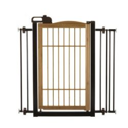 Tak? One-Touch Pet Gate