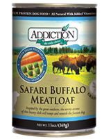 Addiction Food Safari Buffalo Meatloaf
