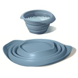 Collaps-a-bowl Blue 24 oz