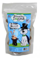 Healthy Dogma All Natural Biscuits -Rabbit Recipe Barkers