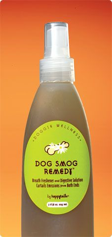 Happy Tails Spa - Dog Smog Remedy