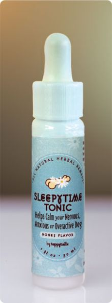 Happy Tails Spa - Sleepytime Tonic
