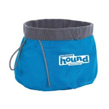 "Outward Hound Port-A-Bowl 48oz. Medium Blue 6"" x 6"" x 4"""
