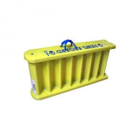 Doggy Boat Ladder Yellow 5 Ft Ladder