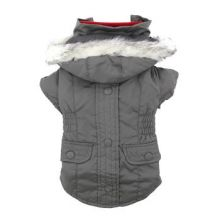 3-in-1 Eskimo Dog Jacket (Size: X Small)