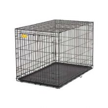 "Life Stage A.C.E. Dog Crate (Color: Black, Size: 24.50"" x 17.50"" x 19.60"")"