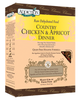 Addiction Food Country Chicken & Apricot Dinner (Package Size: two (2) pounds)