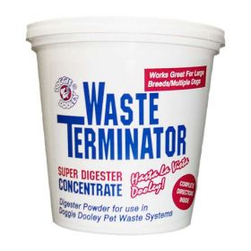 Waste Terminator (Supply: 6 Month)