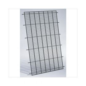 "Dog Cage Floor Grid (Color: Black, Size: 35"" x 29"" x 1"")"