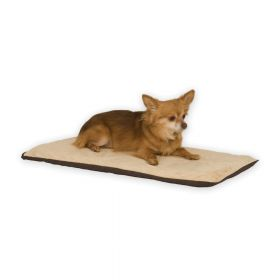 "Thermo-Pet Mat (Color: Mocha, Size: 14"" x 28"" x 0.5"")"