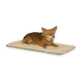 "Thermo-Pet Mat (Color: Sage, Size: 14"" x 28"" x 0.5"")"