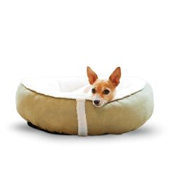 Sleepy Nest Pet Bed (Color: Sage, Size: Small)