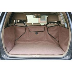 "Quilted Cargo Cover (Color: Tan, Size: 52"" x 40"" x 18"")"