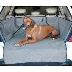 "Quilted Cargo Cover (Color: Gray, Size: 52"" x 40"" x 18"")"