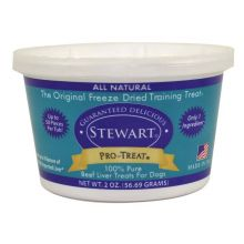 Stewart Pro-Treat Freeze Dried Beef Liver (Size: 2 oz.)