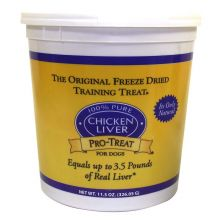 Stewart Pro-Treat Freeze Dried Chicken Liver (Size: 11.5 oz.)