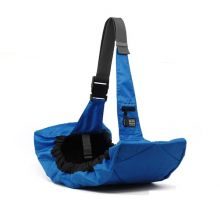 "Pet sling Carrier (Color: Blue, Size: 25"" x 12"" x 4"")"