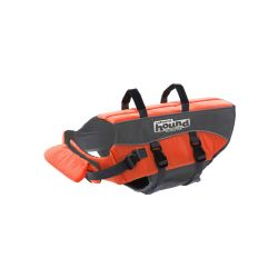 Dog Life Jacket (Color: Orange, Size: Extra Large)