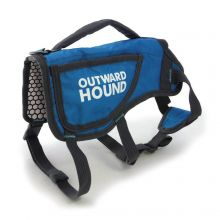 Dog ThermoVest (Color: Blue, Size: Extra Small)
