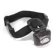 Dog Safety Light  'Puplight' (Color: Black)