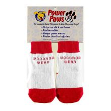 Power Paws Advanced (Color: Red / White Strip, Size: Extra Extra Large)