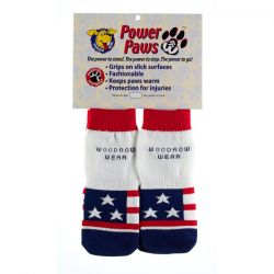 Power Paws Advanced (Color: American Flag, Size: Extra Extra Extra Large)