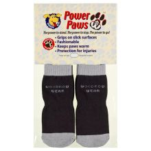 Power Paws Advanced (Color: Black / Grey, Size: Extra Extra Extra Large)