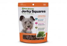 Pet Greens Jerky Squares (Flavor: Chicken)
