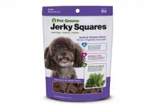 Pet Greens Jerky Squares (Flavor: Lamb and Chicken Flavor)