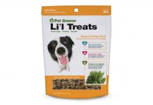 Pet Greens Li'l Treats Soft Chews (Flavor: Bacon & Cheese Flavor)