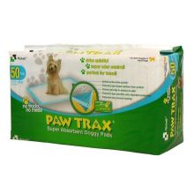 Paw Trax Pet Training Pads (Quantity: 50)