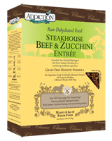 Addiction Food Steakhouse Beef & Zucchini Entree (Package Size: two (2) pounds)