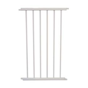 "VersaGate Hardware Mounted Pet Gate Extension (Color: White, Size: 20"" x 30.5"")"