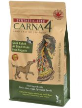 Carna4 All Life Stages Dog Food Duck (Package Size: three (3) pounds)