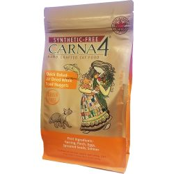 Carna4 Fish Formula Cat Food (Package Size: four (4) pounds)