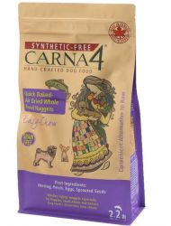 Carna4 Easy Chew Fish Formula Dog Food (Package Size: ten(10) pounds)