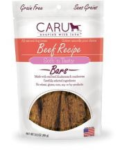 Caru Natural Recipe Beef, Chicken or Duck Bars (Flavor: Beef)