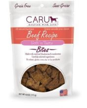 Caru Natural Recipe Bites (Flavor: Beef)