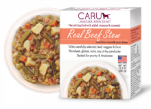 Caru Real Natural Stew for Dogs (Flavor: Beef)